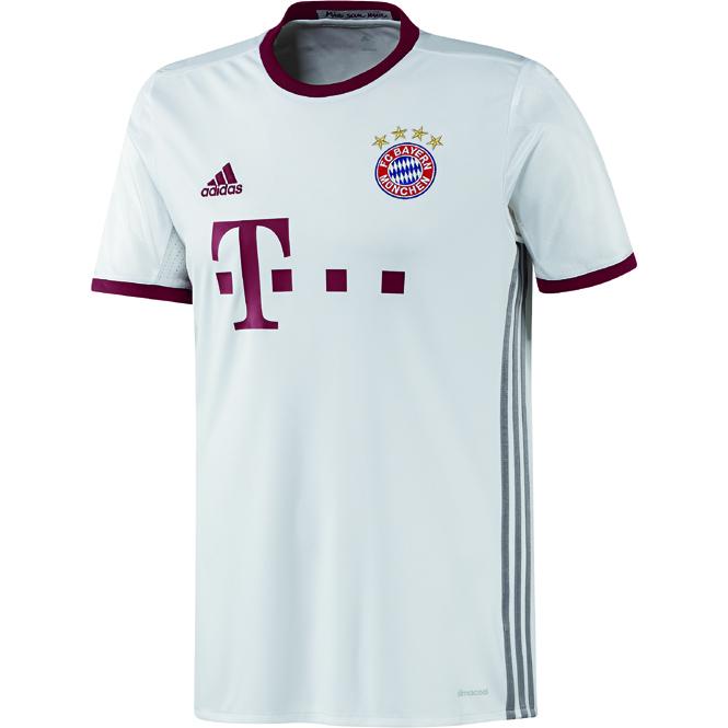 FC Bayern 3rd-Trikot 2016/2017
