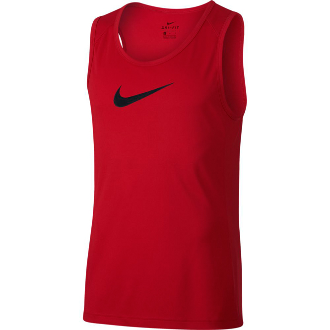 Nike Dry Basketball Crossover Top Rot