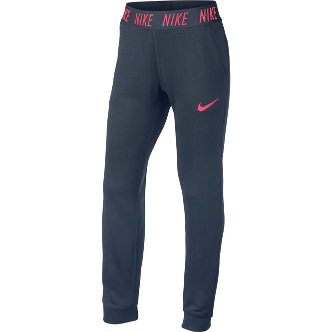 Nike Dry Core Studio Girls Trainingshose Navy