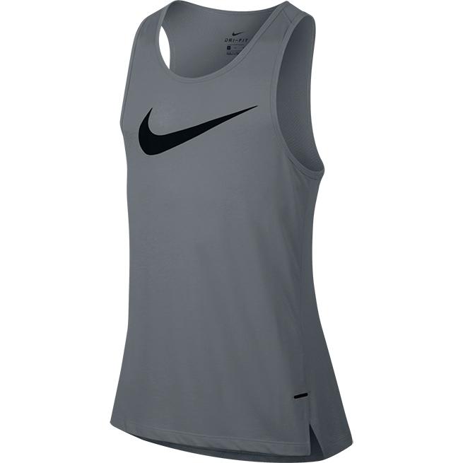 Nike Dry Elite Basketball Tank Top Grau