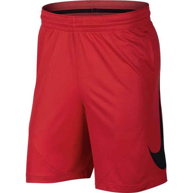 Nike Swoosh Basketball Shorts Rot