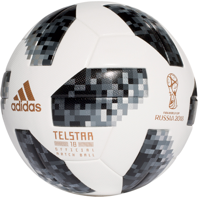 Adidas Telstar 18 WM 2018 Spielball