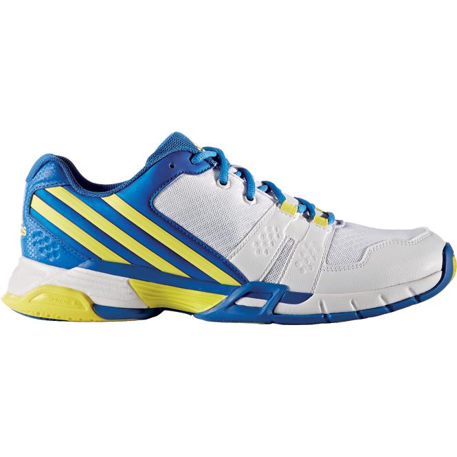 Adidas Volley Team 4 Weiss-Blau-Gelb