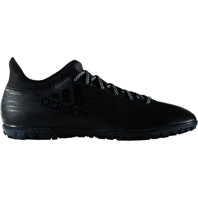 Adidas X 16.3 TF Schwarz Fussballschuh