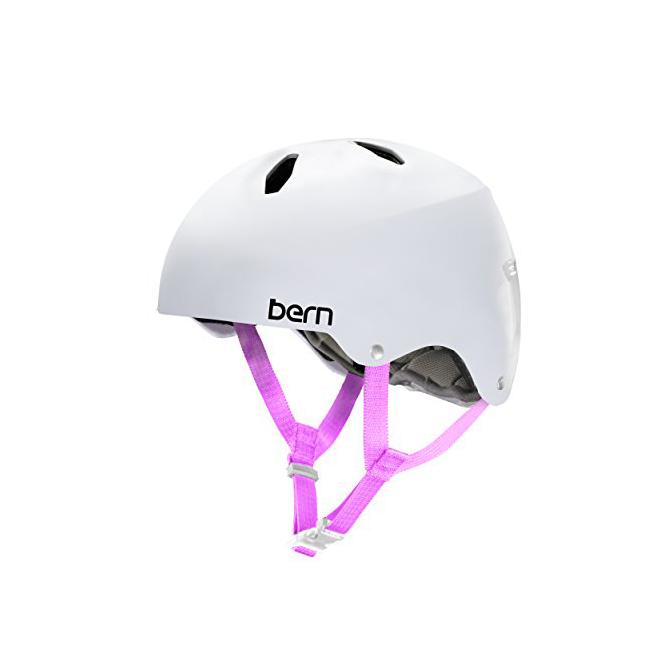 Bern Snow/Bike/Skate diabla satin white