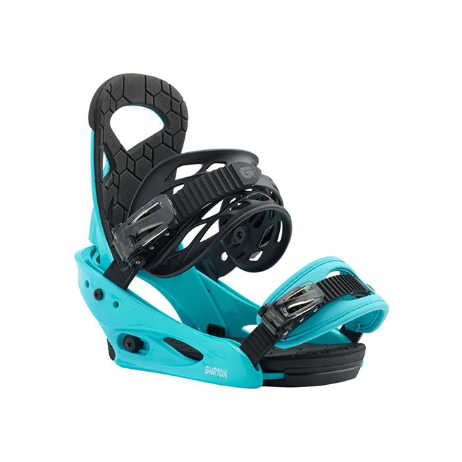 Burton Smalls Snowboardbindung Blau 2019