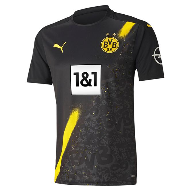 BVB Borussia Dortmund Kinder Auswärtstrikot 20/21