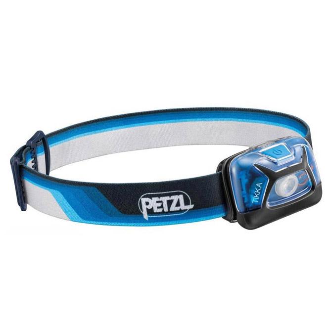 PETZL TIKKA CORE LTD Stirnlampe Blau