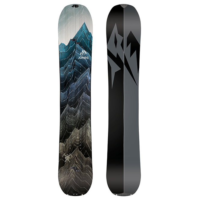 Jones Solution Splitboard 2019