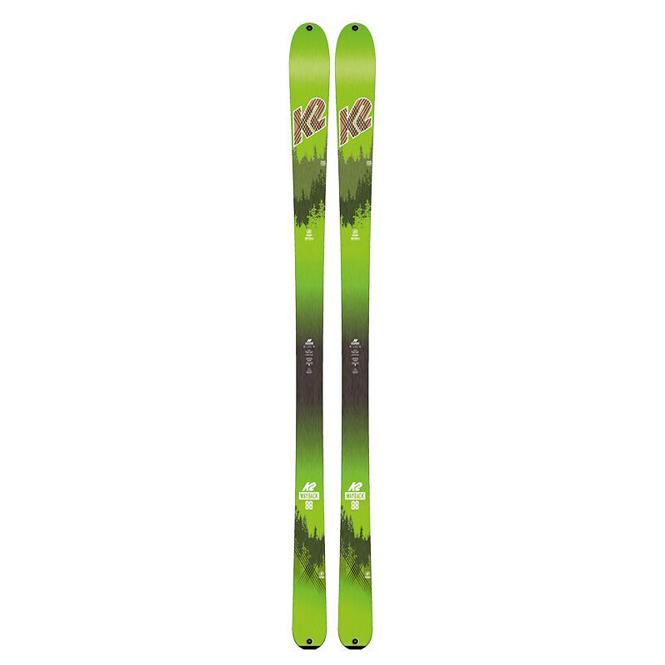 K2 Wayback 88 ECOre Ski 2017/2018