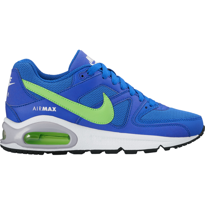 Nike Air Max Blau Grün