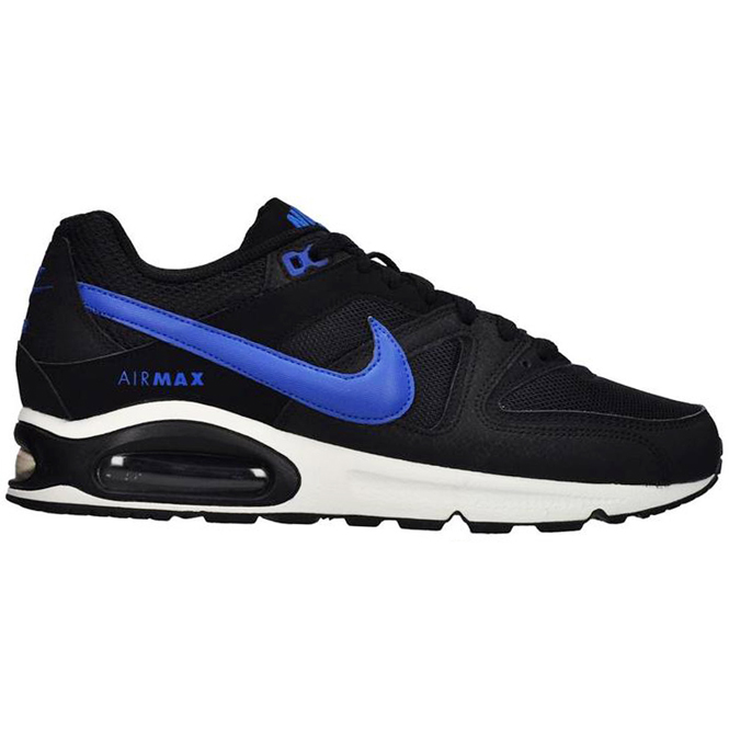 nike air max command schwarz blau trends sport. Black Bedroom Furniture Sets. Home Design Ideas