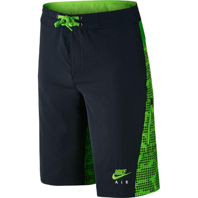 Nike AOP Board Short GFX3 Grün-Schwarz