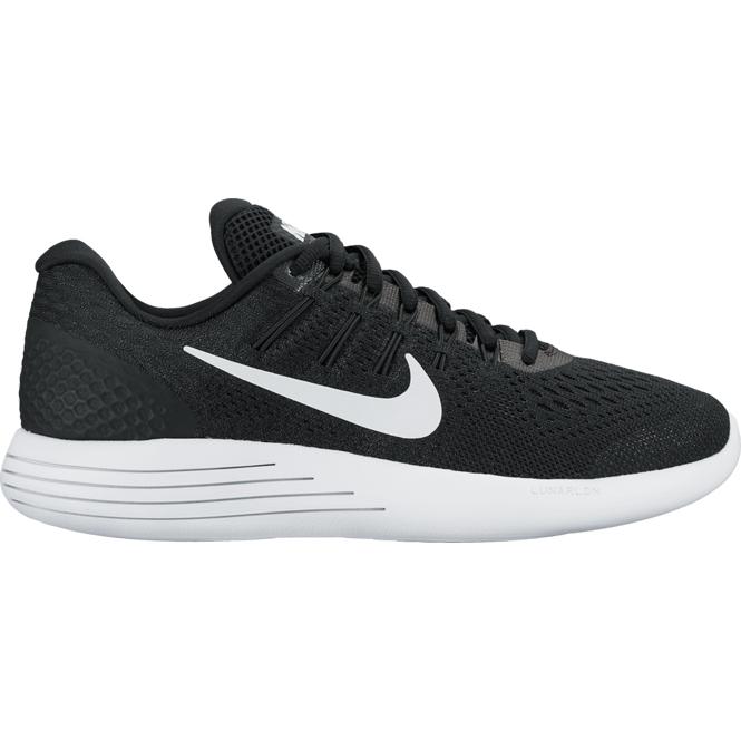 the latest 20e41 64883 Nike LunarGlide 8 Schwarz-Weiss Damen | Trends-Sport