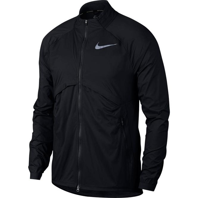 Nike Shield Convertible Herren Jacke Schwarz