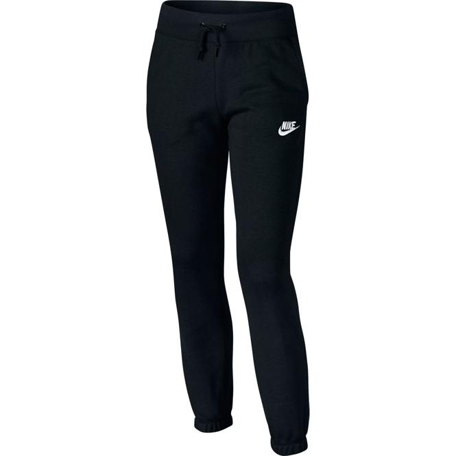 Nike Sportswear Girls Trainingshose Schwarz
