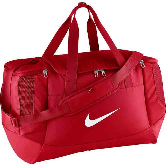 Nike Club Team Duffel Tasche Rot