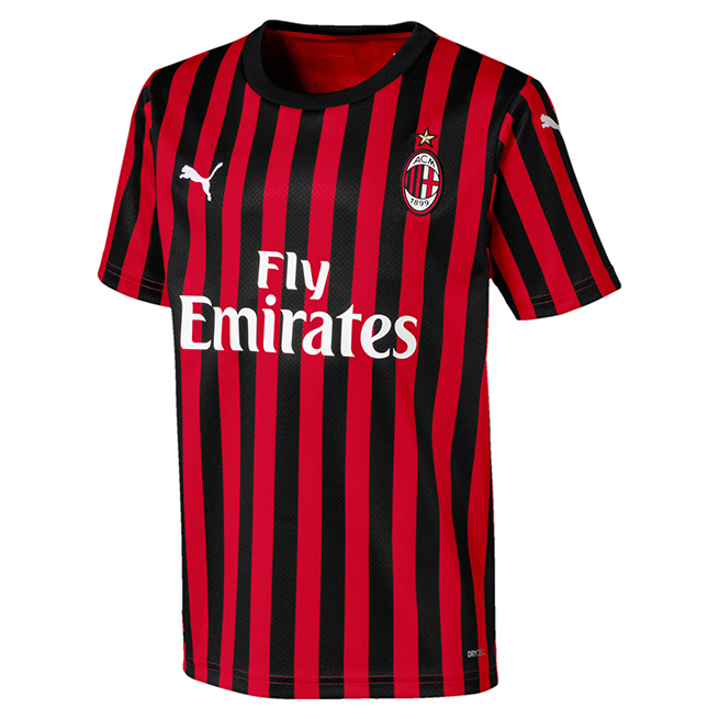 Puma AC Milan Replica Heimtrikot Kids 19/20