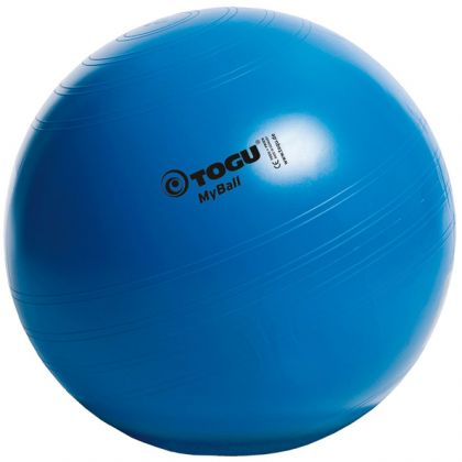 TOGU MyBall Gymnastikball Blau | 55cm - 65cm - 75cm