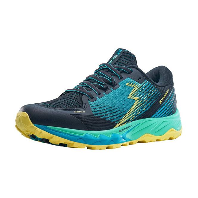 361° Yushan 2 Laufschuh Damen Black Scuba Blue