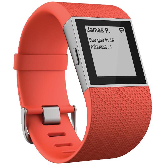 surge fitness super watch