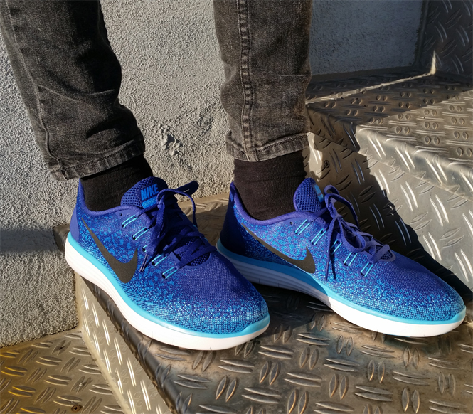 Nike Free Rn Distance Damen-laufschuh