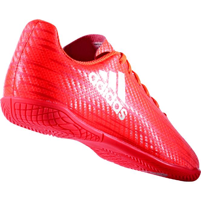 Adidas X 16.4 IN J Orange Fußballschuh | Trends Sport