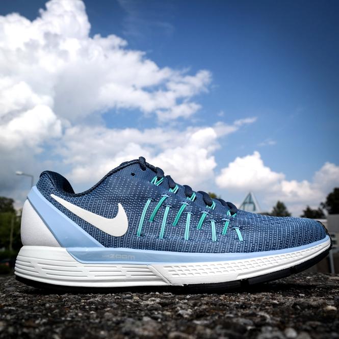 new style 44828 5293a Nike Air Zoom Odyssey 2 Blau Wmns