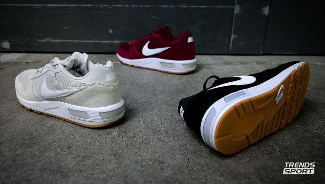 pretty nice 0333e ea912 Nike Nightgazer Beige Herrenschuh