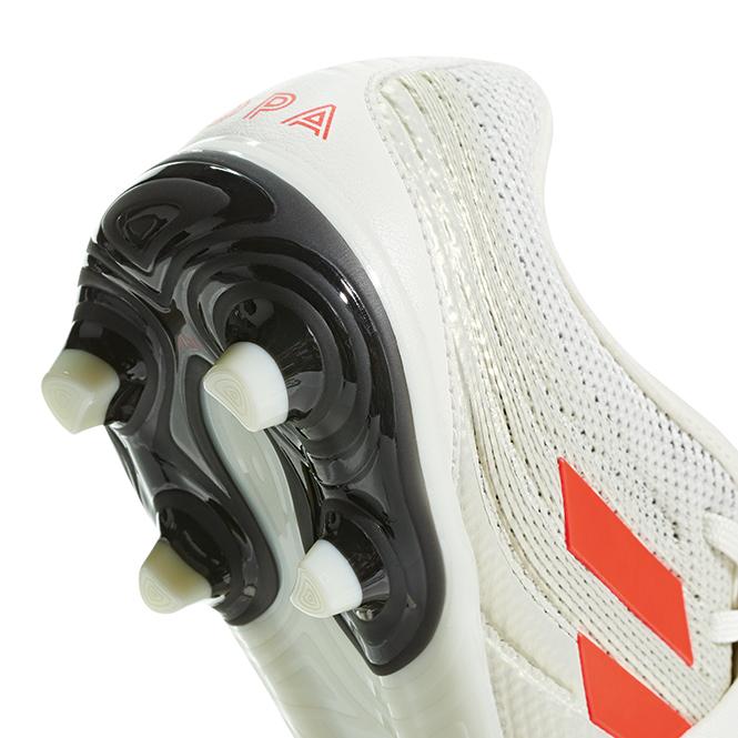quality design f3e6f c65e2 Adidas COPA GLORO 19.2 FG Fußballschuh Weiss-Rot
