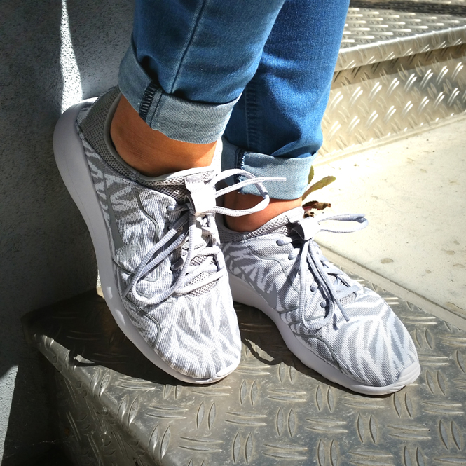 Nike Kaishi 2.0 Print Grau Jacquard Wmns   Trends Sport Langfristiger Ruf