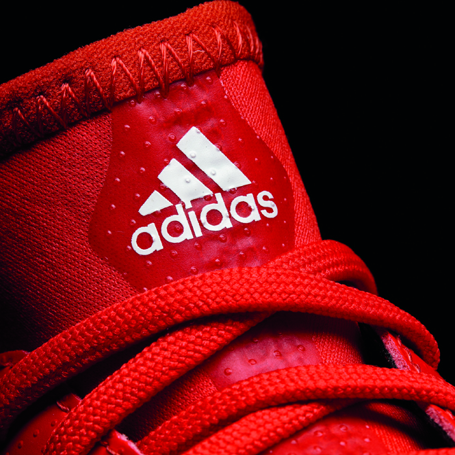 adidas ACE 17.3 Primemesh FG J Kids Rot Schwarz