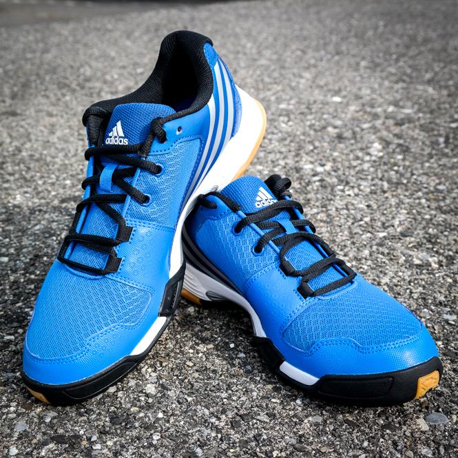 huge selection of 21608 a8c9f Adidas Volley Team 4 Blau
